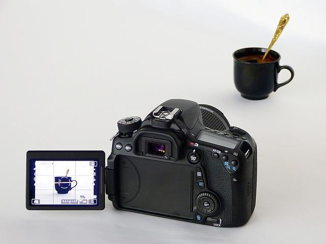 fotoaparát digitální