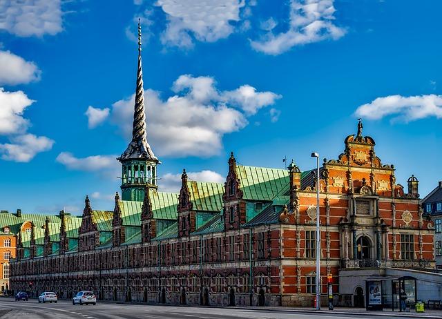 budova v Kodani